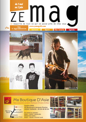 ZE mag DAX n°64 mai 2017