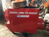 Dieselheizer Jumbo 115 135kw