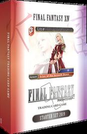 FFTCG Final Fantasy 14 XIV Starter Set 2019