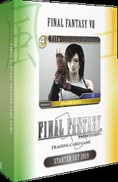 FFTCG Final Fantasy 7 VII Starter Set 2019