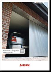 Alulux Aluminium Garagentor (PDF, ca. 3,4 MB)