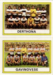 FIGURINA PANINI DERTHONA  1973-74