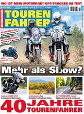 Cover der TF-Ausgabe 05-2021