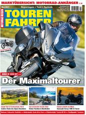 Cover der TF-Ausgabe 11-2020