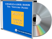 The Virtuoso Pianist - Part 1 (Hanon Play-Along Recording)