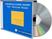 The Virtuoso Pianist - Part 1 (Hanon Play-Along Recording)