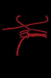 パイプへのロープの縛り方6