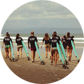 Cours de Surf Seminyak Bali