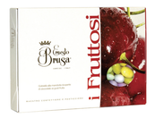 Ernesto Brusa Varese, i fruttosi, confetti al gusto frutta