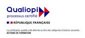 Certification Qualiopi, une des premières de France