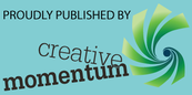 Creative Momentum Logo - Genius publishers of books by Taya Wood ;D