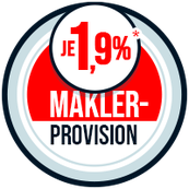 1,9% Maklerprovision Berlin