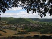 Vue sur Cajarc