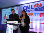 Mina Stephane Daban LMC France cml horizons 2014