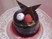 濃厚チョコケーキ
