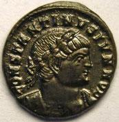 Empereur Constantin II (316 - 341)