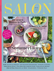 Salon Magazin Cover No11.