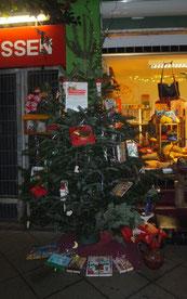 Ladenwerkstatt Gudwork, 5 Jahre Wichtelbaum