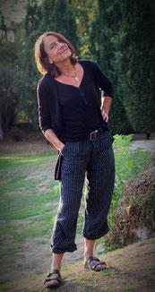 Martina Seifert, Yoga-Lehrerin, Achtsames Yoga
