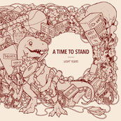 A Time To Stand ‎– Light years