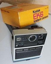 Kodak EK6 avec sa pellicule