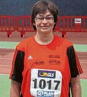 Ricarda Wied-Bernshausen hatte allen Grund zur Freude.