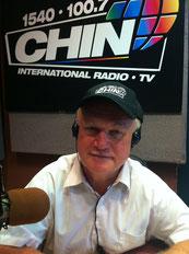 CHIN Broadcaster Ulrich Jeschke