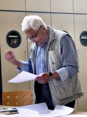 Jochen Boczkowskis letzter Tätigkeitsbericht