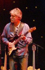 Rudi Nowak, guitar &vocal