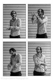 Gabriel Zegna Photographies