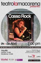 Cassa Rock Los funámbulos