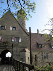 Altenburg, Torhaus