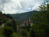 Kleine Weiler in Slowenien