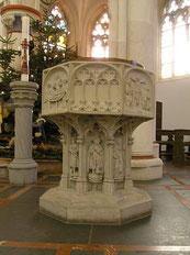 Der Taufbrunnen