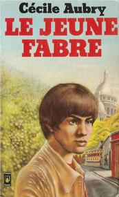 Livre Le Jeune Fabre de Cécile Aubry
