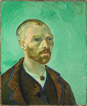 Hello Radio Podcast  - Van Gogh - Zelfportret opgedragen aan Gauguin