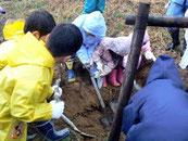 森の子会活動の様子