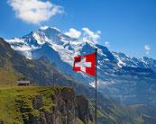 Schweiz Regionen