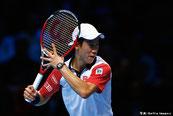 Kei Nishikori 2014 ATP Tour Finals
