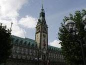Rathaus Hamburg (Foto: Frank Radel / pixelio.de)