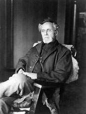 Andrew Taylor Still, ca. 1914 (Quelle: Wikipedia)