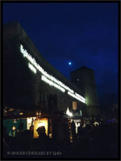 Weihnachtsmarkt an der Zeughausmauer im Dezember 2016