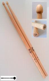 Drumsticks von Drumcraft auf paukenschlaegel.com