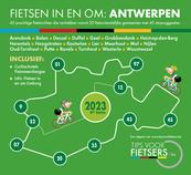 Tips voor Fietsers - Fietsen in en om: Antwerpse Kempen 2020 - Dé gratis fietsgids - Verspreiding