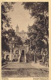 Vilniaus Kalvarijų Šv. Kryžiaus atradimo bažnyčia / Vilnius. Kalvarijų St. Cross discovery church