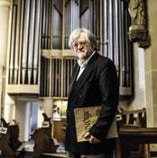 Ulrich Schauerte Organiste ; frère de Helga Schauerte