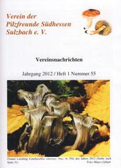 Jahrgang 2012 / Heft 1 Nummer 55