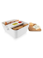Vacu Vin Bread & Dip Servierschale