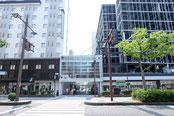 富山市中心市街地