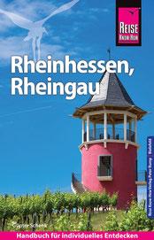 Cover Reiseführer Rheinhessen, Rheingau von Günter Schenk